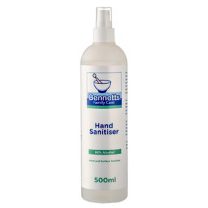 allaboutbaby-bennetts-hand-surface-sanitiser-500ml