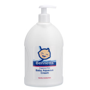 allaboutbaby-bennetts-Baby-Aqueous-Cream-pump-500ml-Fragrance-Free