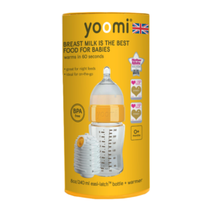 allaboutbaby-yoomi-bottle&warmer-8oz-240ml-bottle